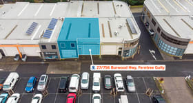 Factory, Warehouse & Industrial commercial property sold at 27/756 Burwood Highway Ferntree Gully VIC 3156