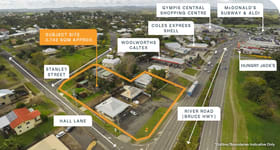 Development / Land commercial property for sale at 84-88 River Road Gympie QLD 4570