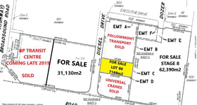 Industrial / Warehouse commercial property for sale at Lot 90 Diesel Drive Paget QLD 4740