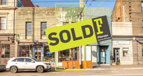 Shop & Retail commercial property sold at 180 Brunswick Street Fitzroy VIC 3065