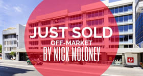 Offices commercial property sold at 409/460 Pacific Highway St Leonards NSW 2065
