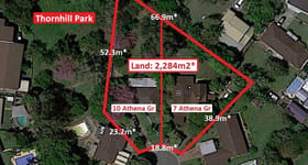 Development / Land commercial property for sale at .7 & 10 Athena Grove Springwood QLD 4127