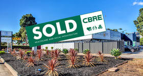 Medical / Consulting commercial property sold at 493 Ballarat Road Sunshine VIC 3020