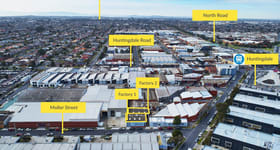 Factory, Warehouse & Industrial commercial property sold at 2/4 Moller Street Oakleigh VIC 3166