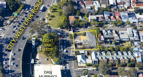 Showrooms / Bulky Goods commercial property sold at 124 James Street Leichhardt NSW 2040