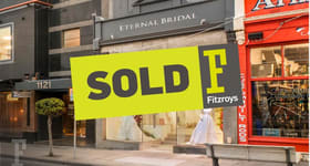 Shop & Retail commercial property sold at 1123 High Street Armadale VIC 3143