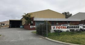 Factory, Warehouse & Industrial commercial property sold at 8 Aitken Way Kewdale WA 6105