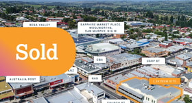 Offices commercial property sold at 49-61 Church Street Bega NSW 2550