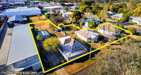 Development / Land commercial property for sale at 12, 14 & 25 Warrell & Hooper Streets West Ipswich QLD 4305