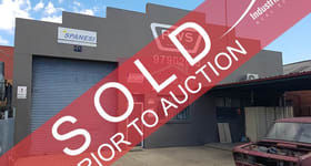 Factory, Warehouse & Industrial commercial property sold at 51 Fairford Road Padstow NSW 2211