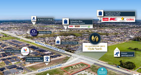 Development / Land commercial property sold at 15S Australorp Drive Clyde North VIC 3978