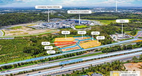 Factory, Warehouse & Industrial commercial property for sale at Exit 54 Business Park Lot 1 Pacific Highway Coomera QLD 4209