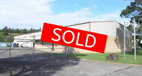 Factory, Warehouse & Industrial commercial property sold at Unanderra NSW 2526