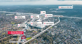 Development / Land commercial property sold at 293-295 Maroondah Highway Ringwood VIC 3134