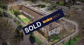 Medical / Consulting commercial property sold at 25 Bryson Street Canterbury VIC 3126