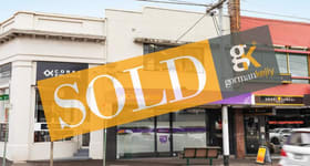 Shop & Retail commercial property sold at 659 High Street Kew East VIC 3102
