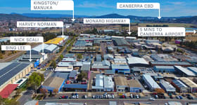 Factory, Warehouse & Industrial commercial property for lease at 4B/9 Lyell Fyshwick ACT 2609