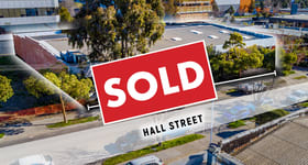 Offices commercial property sold at 20-24 Hall Street Hawthorn East VIC 3123