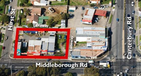 Development / Land commercial property sold at 296-310 Middleborough Rd Blackburn VIC 3130