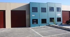 Factory, Warehouse & Industrial commercial property sold at 194/250 Osborne Avenue Clayton South VIC 3169