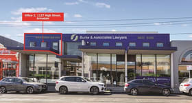 Offices commercial property for lease at 1127 High Street Armadale VIC 3143