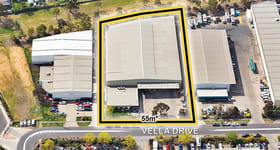 Factory, Warehouse & Industrial commercial property sold at 54 - 58 Vella Drive Sunshine West VIC 3020