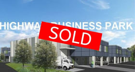Industrial / Warehouse commercial property sold at 11/10-12 Sylvester Avenue Unanderra NSW 2526