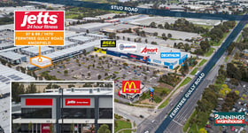 Factory, Warehouse & Industrial commercial property sold at 87 & 88/1470 Ferntree Gully Road Knoxfield VIC 3180