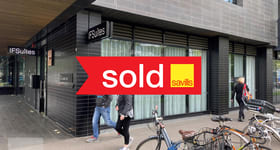 Offices commercial property sold at Shop 5B, 21 Flemington Road North Melbourne VIC 3051