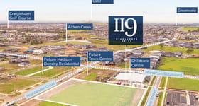 Development / Land commercial property sold at 119 Highlander Drive Craigieburn VIC 3064