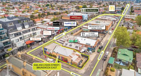 Retail commercial property for sale at 448 - 450 Lygon Street Brunswick East VIC 3057