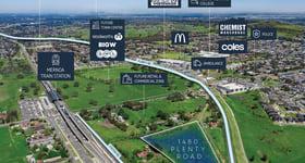 Development / Land commercial property for sale at 1480 Plenty Road Mernda VIC 3754