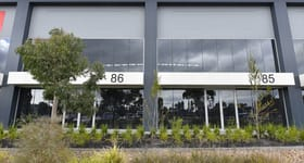 Industrial / Warehouse commercial property for sale at 85 & 86/1470 Ferntree Gully Road Knoxfield VIC 3180