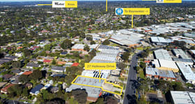Factory, Warehouse & Industrial commercial property sold at 27 Holloway Drive Bayswater VIC 3153