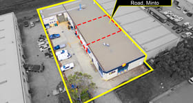 Factory, Warehouse & Industrial commercial property sold at Unit 2/12 Saggart Field Road Minto NSW 2566