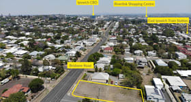 Development / Land commercial property for sale at 60 Brisbane Street East Ipswich QLD 4305