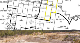 Factory, Warehouse & Industrial commercial property for sale at L72 & L1308 Paradise Creek Road Murphys Creek QLD 4352