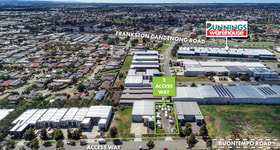 Factory, Warehouse & Industrial commercial property sold at 3/2 Access  Way Carrum Downs VIC 3201