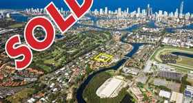 Development / Land commercial property sold at 1, 3, 5 & 7 Waterford Court Bundall QLD 4217