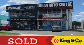 Factory, Warehouse & Industrial commercial property sold at 54 Moss Steet Slacks Creek QLD 4127
