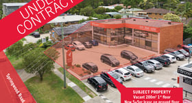 Offices commercial property sold at 67 Springwood Road Springwood QLD 4127
