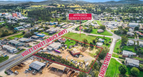Industrial / Warehouse commercial property for sale at 53-55 Violet Street Gympie QLD 4570