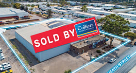 Factory, Warehouse & Industrial commercial property sold at 27 Heath Street Lonsdale SA 5160