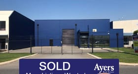 Factory, Warehouse & Industrial commercial property sold at 398 Victoria Rd Malaga WA 6090