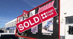Factory, Warehouse & Industrial commercial property sold at 220 Argyle Street Hobart TAS 7000