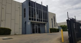 Factory, Warehouse & Industrial commercial property sold at 17/9 Mirra Court Bundoora VIC 3083