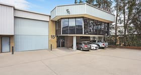 Factory, Warehouse & Industrial commercial property for sale at 15 & 16/6 Gladstone Road Castle Hill NSW 2154