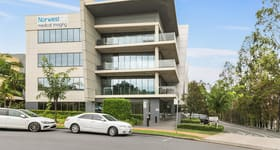 Offices commercial property sold at 20/6 Meridian Place Bella Vista NSW 2153