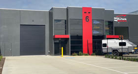Showrooms / Bulky Goods commercial property for sale at Factory 2/6 (Lot 77) Palomo Drive Cranbourne West VIC 3977