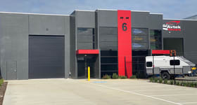 Showrooms / Bulky Goods commercial property for sale at Factory 2/6 Palomo Drive Cranbourne West VIC 3977